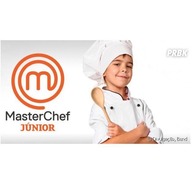 """Do """"MasterChef Brasil"""": versão para crianças do reality culinário chamada de """"MasterChef Júnior"""" estreia ainda em 2015 na Band"""