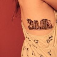"""Game of Thrones"", ""O Hobbit"", ""Harry Potter"" e as tatuagens mais belas pra quem é fã de literatura!"