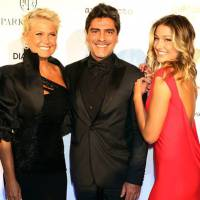 "Sasha Meneghel apoia Xuxa na estreia da mãe na Record: ""É hoje!"""