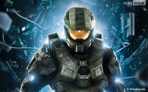 """""""Halo"""" da Microsoft vai ganhar série de TV"""