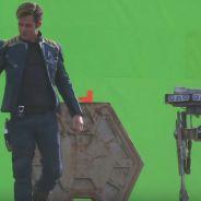 """De """"Star Trek 3"""": produção divulga vídeo com Chris Pine em cena com uma nova personagem misteriosa"""