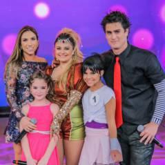 """Elenco de """"Chiquititas"""" e Wanessa vão ao programa """"Máquina da Fama"""", do SBT, para concorrer com Xuxa"""