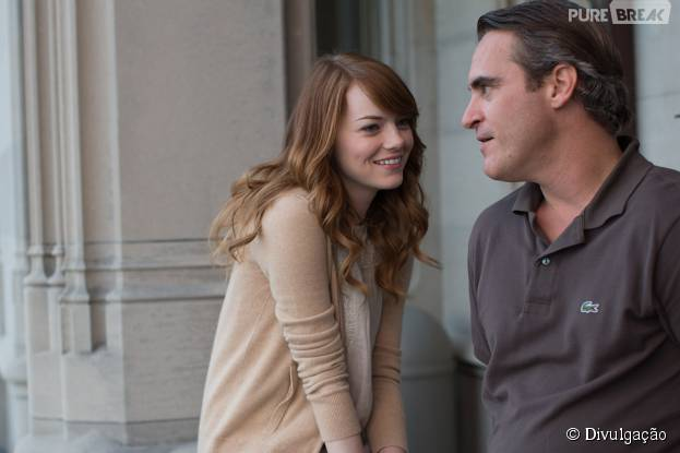 """""""Homem Irracional"""", com Emma Stone e Joaquin Phoenix, chega aos cinemas nesta quinta-feira (27)"""