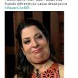 """No Twitter, criaram a versão gordinha daAna Paula Padrão, do""""MasterChef Brasil"""""""