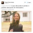 """Ana Paula Padrão, do """"MasterChef Brasil"""", não perdeu o seu padrão na Band... Entenderam?"""