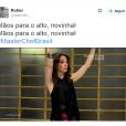"""A Ana Paula Padrão, do """"MasterChef Brasil"""", também manda bem nos passinhos de funk"""