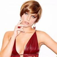 """Isabella Santoni, após """"Malhação"""", posa de vermelho e abusa do estilo mulher fatal no Instagram"""