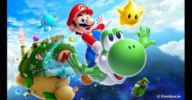 """Existem versões de """"Super Mario"""" até dizer chega. Nosso personagem favorito poderia descansar um pouco!"""
