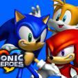 """Desde 2001 um novo jogo do """"Sonic"""" é lançado a cada dois anos. Vamos com calma galera!"""