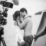 """Bruna Marquezine e Maurício Destri, de """"I Love Paraisópolis"""", aparecem se beijando em gravação!"""