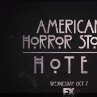 """Em """"American Horror Story: Hotel"""": Com Lady Gaga e Sarah Paulson, veja mais um teaser da série"""