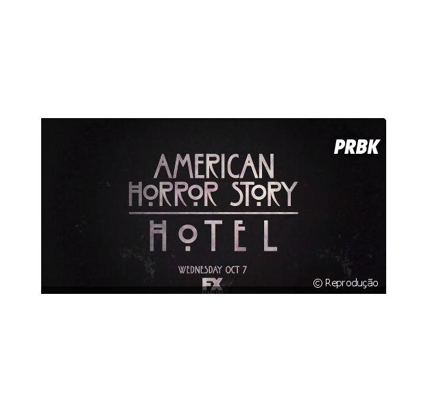 """Em """"American Horror Story: Hotel"""": veja novo teaser com Lady Gaga e elenco da série!"""