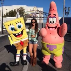"""Paula Fernandes passa o Natal na Disney com o namorado e família: """"Amo brincar!"""""""