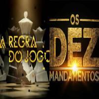 """Duelo: """"A Regra do Jogo"""" ou """"Os Dez Mandamentos""""? Da Globo ou da Record, qual é a melhor novela?"""