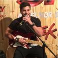 "Arthur Aguiar, da ""Dança dos Famosos"", fala sobre gosto musical e Rock in Rio 2015!"