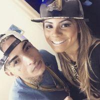 """MC Guime e Lexa gravam dueto para novo CD do funkeiro e cantora comemora: """"A música tá linda"""""""