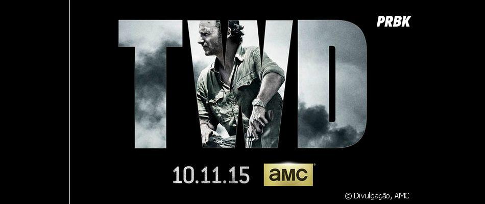 """""""The Walking Dead"""" retorna para as telinhas no dia 11 de outubro pelo canal AMC"""