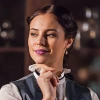 "Te contei? Novela ""Além do Tempo"": Melissa (Paolla Oliveira) arma para separar Felipe e Lívia!"