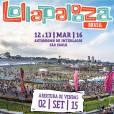Lollapalooza 2016, que acontece entre os dias 12 e 13 de março de 2016, confirma atrações! E aí, você vai?