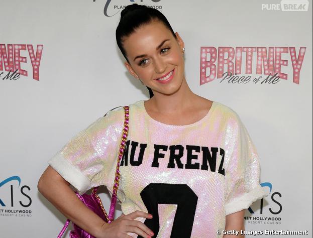 Katy Perry pode substituir Britney Spears em Las Vegas, nos Estados Unidos