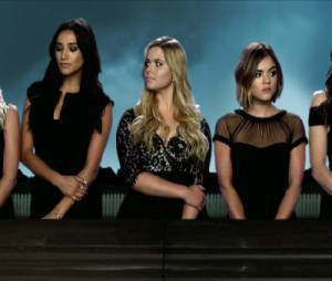 "Nova aberturade ""Pretty Little Liars"" na segunda parte da sexta temporada"
