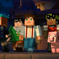 "Trailer de ""Minecraft: Story Mode"" comemora a estreia do game e revela os dubladores"