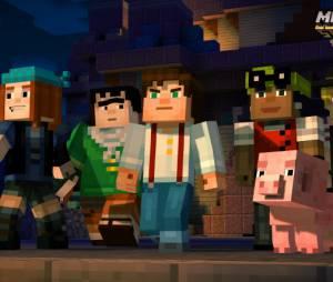 """Game """"Minecraft: Story Mode"""" terá um time de peso como dubladores"""