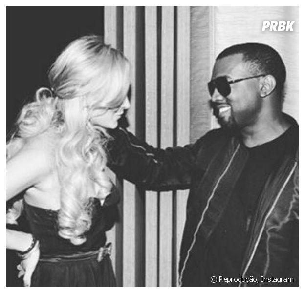 Lindsay Lohan quer concorrer à presidência dos Estados Unidos junto com Kanye West em 2020!
