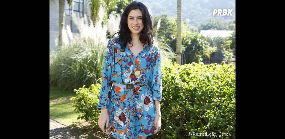 """Olívia Torres participou também da novela """"Amor Eterno Amor"""""""
