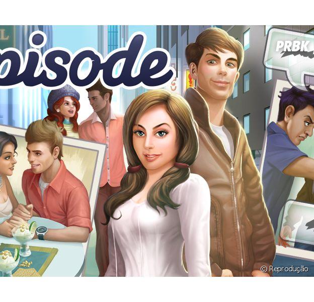 """Escreva a história do seu personagem com o mobile game """"Episodes"""""""