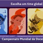 Google lança doodle de Halloween com joguinho de competição global entre bruxas!