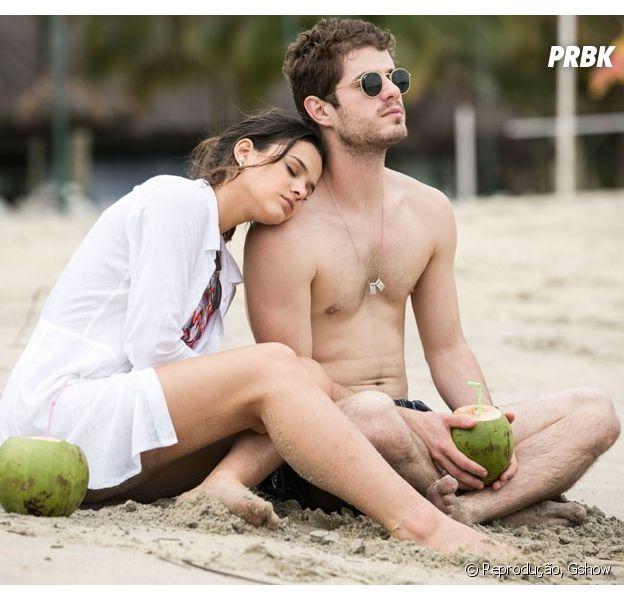 """Final """"I Love Paraisópolis"""": Maurício Destri elogia Bruna Marquezine e celebra sucesso de MariBen"""