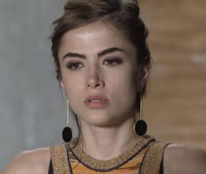 """Em """"I Love Paraisópolis"""": Margot (Maria Casadevall) se revolta ao descobrir verdade sobre Grego (Caio Castro)"""