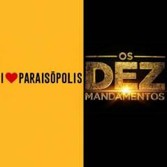"""Final de """"I Love Paraisópolis"""" ou """"Os Dez Mandamentos""""? Qual novela tem o desfecho mais esperado?"""