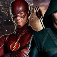 """Crossover de """"Arrow"""" e """"The Flash"""" ganha imagem oficial e mostra dois novos membros na equipe!"""