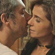 """Novela """"A Regra do Jogo"""": Atena (Giovanna Antonelli) reconquista Romero e os dois transam!"""