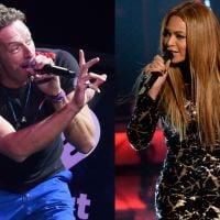 """Chris Martin, do Coldplay, elogia Beyoncé em dueto de novo álbum: """"Uma das peças centrais do disco"""""""
