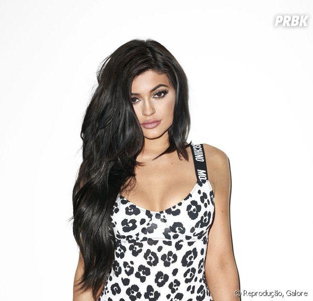 Kylie Jenner é uma das representantes da família Kardashian/Jenner a ser eleita como mais uma das jovens mais influentes do mundo pela Time