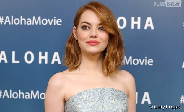 """Emma Stone está confirmadíssima como a protagonista de """"Love May Fail"""""""
