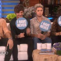 Harry Styles, do One Direction, assume ter ficado com fã no programa da Ellen DeGeneres! OMG