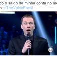 """No """"The Voice Brasil"""": Tiago Leifert foi outro que não escapou das zoações"""
