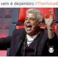 """No """"The Voice Brasil"""": Lulu Santos não corrigiu o erro literário de Claudia Leitte"""
