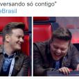 """No """"The Voice Brasil"""": Michel Teló também não ficou salvo dos memes"""