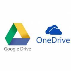 Google Drive ou OneDrive, da Microsoft, qual o melhor app pra guardar arquivos na nuvem?