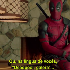 """De """"Deadpool"""": Ryan Reynolds manda recadinho para fãs brasileiros e solta palavrão em português!"""