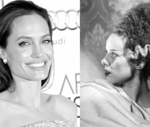 Angelina Jolie pode ser escalada para viver a noiva de Frankenstein