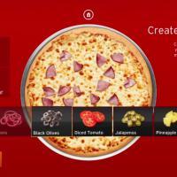 Nos Estados Unidos, a moda agora é pedir pizza pelo Xbox 360