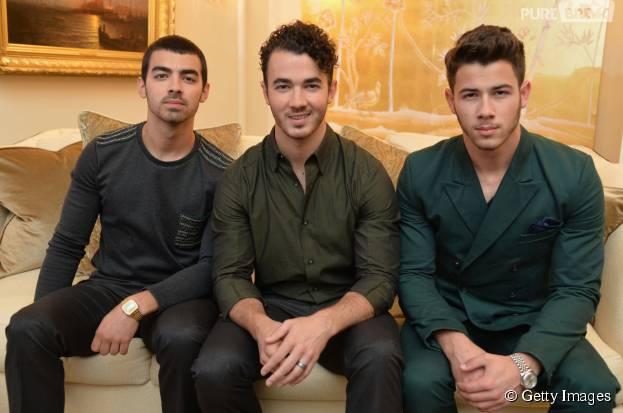 Para Joe Jonas, uma reunião dos Jonas Brothers poderia acontecer facilmente no futuro