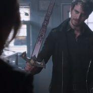 """Em """"Once Upon a Time"""": na 5ª temporada, Hook e Gold se preparam para uma luta em novo trailer!"""