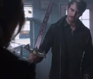"""Em """"Once Upon a Time"""": Hook chama Gold para duelo em nova cena!"""